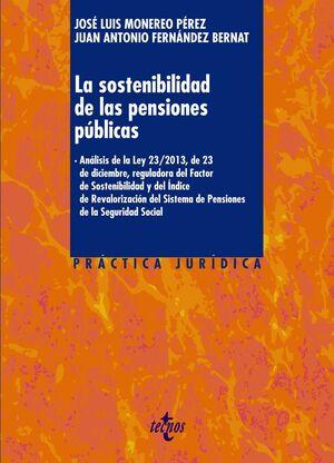 LA SOSTENIBILIDAD DE LAS PENSIONES PUBLICAS