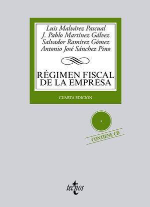 RÉGIMEN FISCAL DE LA EMPRESA