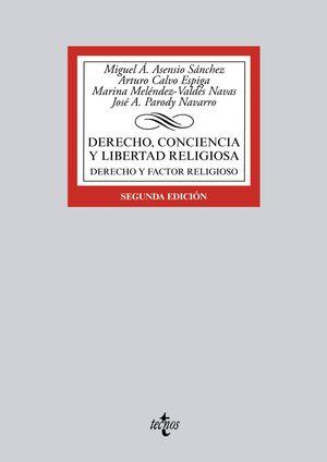 DERECHO, CONCIENCIA Y LIBERTAD RELIGIOSA