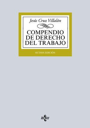 COMPENDIO DE DERECHO DEL TRABAJO