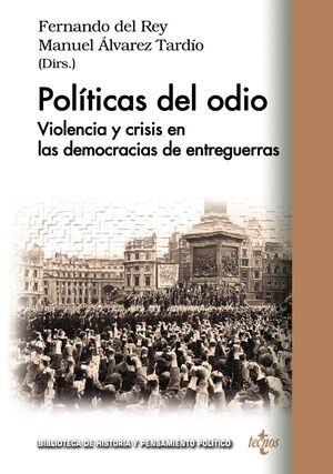 POLÍTICAS DEL ODIO