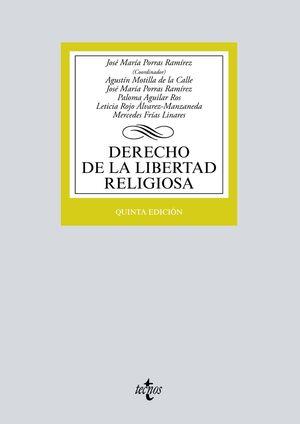 DERECHO DE LA LIBERTAD RELIGIOSA