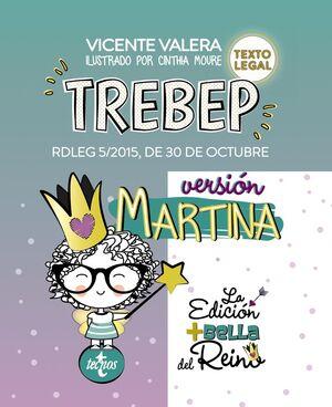 TREBEP VERSIÓN MARTINA. RDLEG 5/2015, DE 30 DE OCTUBRE