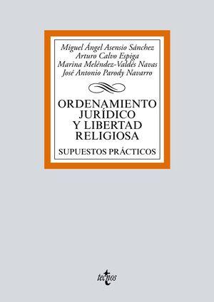 ORDENAMIENTO JURÍDICO Y LIBERTAD RELIGIOSA