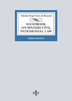 HANDBOOK ON SPANISH CIVIL PATRIMONIAL LAW
