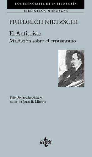 EL ANTICRISTO. MALDICIÓN SOBRE EL CRISTIANISMO
