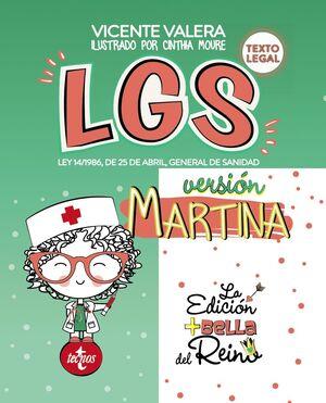 LGS VERSIÓN MARTINA