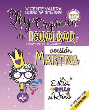 LEY ORGÁNICA DE IGUALDAD