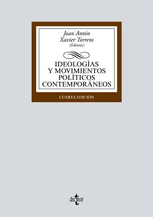 IDEOLOGÍAS Y MOVIMIENTOS POLÍTICOS CONTEMPORÁNEOS