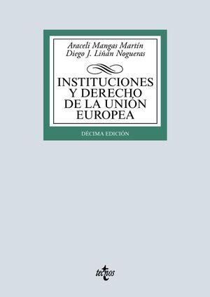 INSTITUCIONES Y DERECHO DE LA UNIÓN EUROPEA