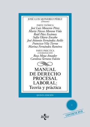 MANUAL DE DERECHO PROCESAL LABORAL