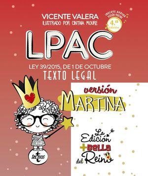 LPAC VERSIÓN MARTINA. 4ª ED. 2020