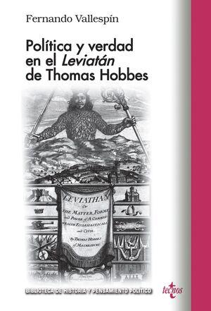 POLÍTICA Y VERDAD EN EL LEVIATAN DE THOMAS HOBBES