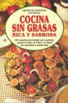 COCINA SIN GRASAS RICA Y SABROSA