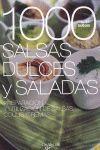1000 SALSAS DULCES Y SALADAS