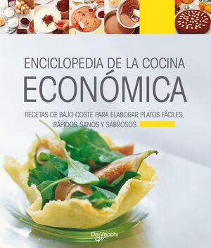 ENCICLOPEDIA DE LA COCINA ECONOMICA