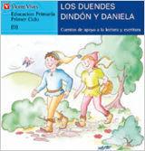 LOS DUENDES DINDON Y DANIELA-AZUL