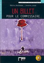 UN BILLET POUR LE COMMISAIRE, ESO. MATERIAL AUXILIAR
