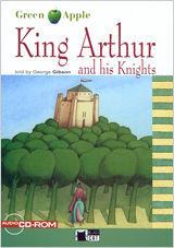 KING ARTHUR AND HIS KNIGHTS N/E(CD+CD ROM)