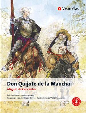 DON QUIJOTE DE LA MANCHA, ESO. MATERIAL AUXILIAR