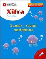 XIFRA Q-8 SUMAR I RESTAR PORTANT-NE