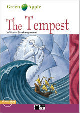 THE TEMPEST+CD  (GREEN APPLE)