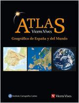 ATLAS GEOGRAFICO ESPA?A Y MUNDO N/C
