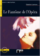 LE FANTÔME DE L'OPÉRA+CD AUDIO