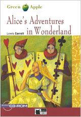 ALICE'S ADVENTURES IN WONDERLAND - GREEN APPLE
