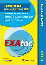 EXATAC 1 MATEMATICAS. EJERCICIOS PARA APROBAR LOS