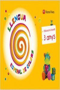 ESPIRAL DE COLORS LLENGUA 3-4 ANYS