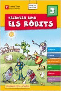 VACANCES AMB ELS ROBITS 3 VALENCIA+SOLUCIONARI
