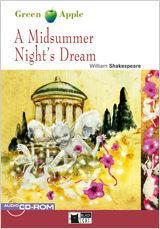 A MIDSUMMER NIGHT'S DREAM+CD (GA)