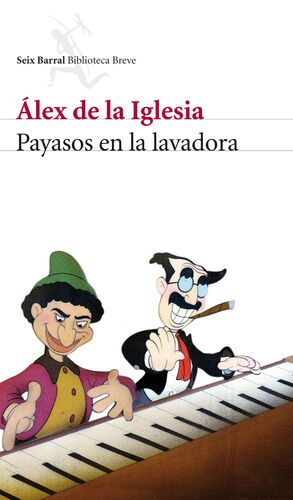 PAYASOS EN LA LAVADORA