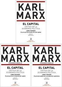 EL CAPITAL 3 VOLUMENES