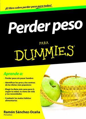PERDER PESO PARA DUMMIES