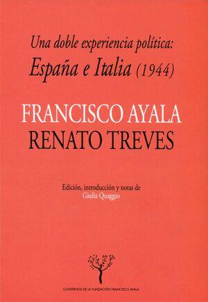 UNA DOBLE EXPERIENCIA POLÍTICA: ESPAÑA E ITALIA (1944)
