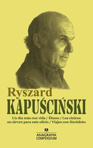 RYSZARD KAPUSCINSKI (UN DIA MAS CON VIDA)