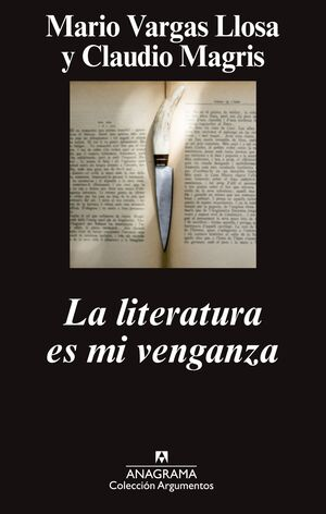 LA LITERATURA ES MI VENGANZA