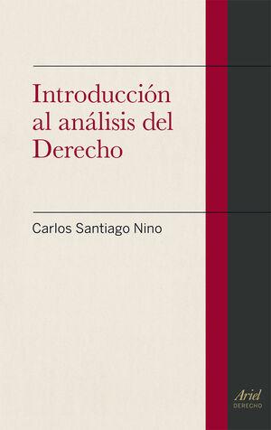 INTRODUCCIÓN AL ANÁLISIS DEL DERECHO