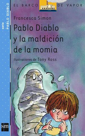 PABLO DIABLO Y LA MALDICIÓN DE LA MOMIA