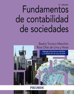 FUNDAMENTOS DE CONTABILIDAD DE SOCIEDADES