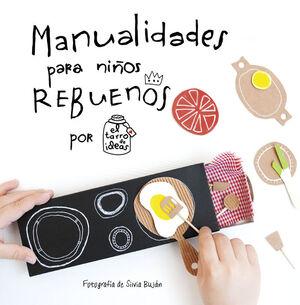 MANUALIDADES PARA NIÑOS REBUENOS. EL TARRO DE IDEAS