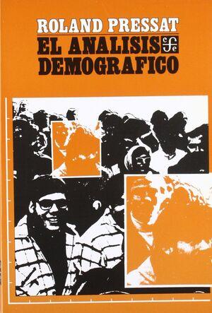 EL ANÁLISIS DEMOGRÁFICO : MÉTODOS, RESULTADOS, APLICACIONES