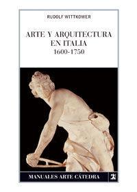 ARTE Y ARQUITECTURA EN ITALIA, 1600-1750