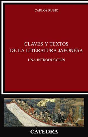 CLAVES Y TEXTOS DE LA LITERATURA JAPONESA: UNA INTRODUCCIÓN