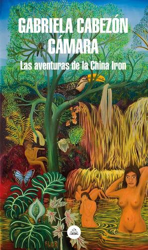 LAS AVENTURAS DE LA CHINA IRON (MAPA DE LAS LENGUAS)