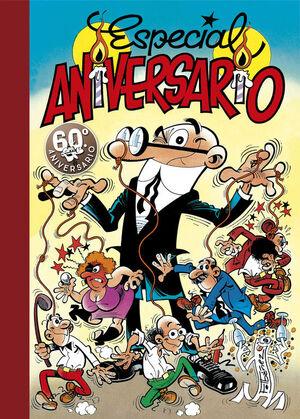 ESPECIAL ANIVERSARIO: EL 35 ANIVERSARIO  ¡SUPERMORTADELO! = ¡SÚPER MORTADELO