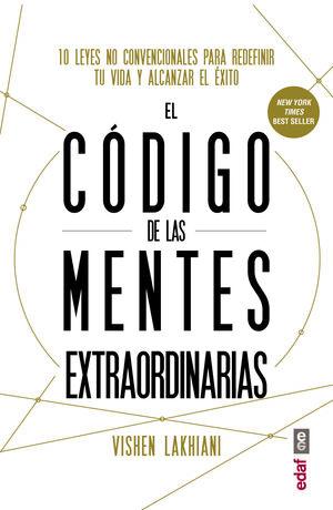 EL CÓDIGO DE LAS MENTES EXTRAORDINARIAS