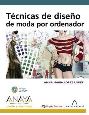 TÉCNICAS DE DISEÑO DE MODA POR ORDENADOR